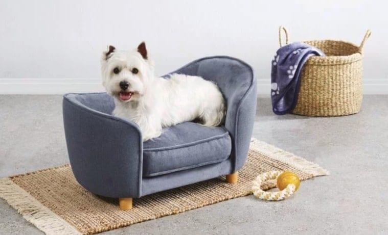 aldi pet sofa
