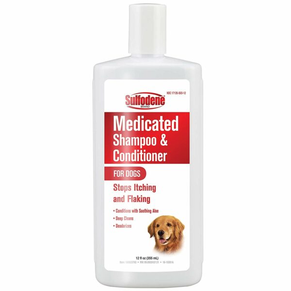100523760 Medicated Shampoo
