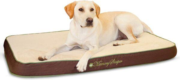 71cfANVWpmL. AC SL1500 Memory Sleeper Pet Bed