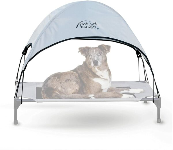 71hZw2o 0dS. AC SL1500 Pet Cot Canopy