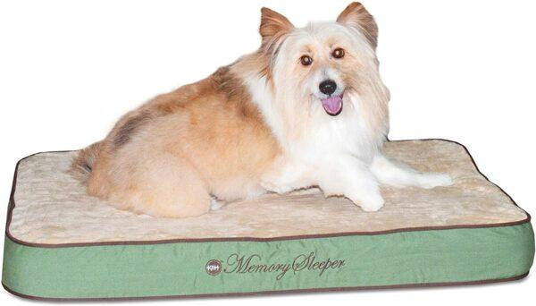 81VCz4lWHCL. AC SL1500 Memory Sleeper Pet Bed