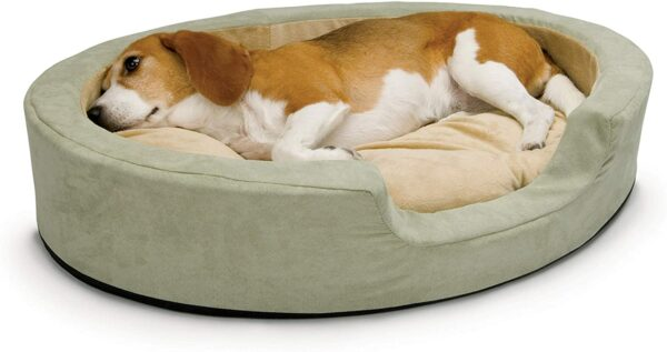 81ac9TJJGDL. AC SL1500 Thermo Snuggly Sleeper Pet Bed