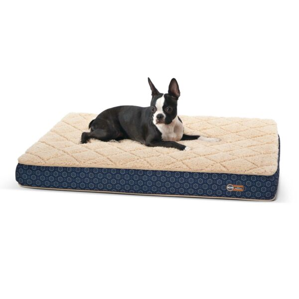 KH4663 Quilt Top Superior Orthopedic Pet Bed scaled