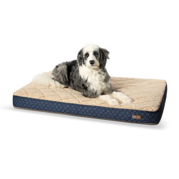 KH4673 Quilt Top Superior Orthopedic Pet Bed scaled
