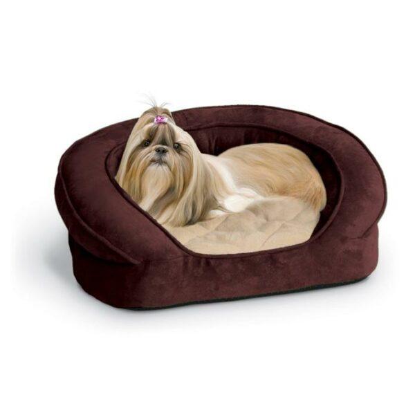 deluxe ortho bolster sleeper 2 695x695 Ortho Bolster Sleeper Pet Bed EM