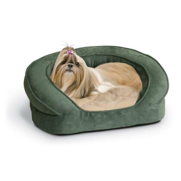 deluxe ortho bolster sleeper 4 695x695 Ortho Bolster Sleeper Pet Bed GM